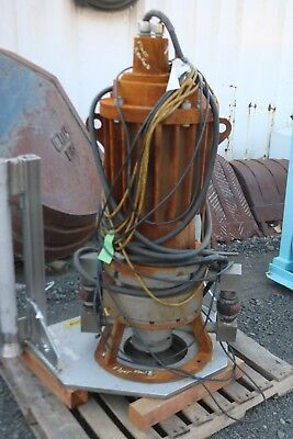 New Hazleton Submersible Slurry Pump 60 Gpm 25hp