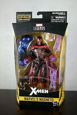 MAGNETO All New X-Men Marvel Legends 2018 Apocalypse BAF Right Arm Erik head NEW