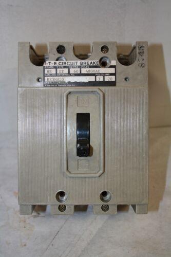 ITE HE3M020 CIRCUIT BREAKER