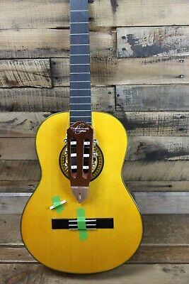 Oscar Schmidt OC11 Nylon String Classical Acoustic Guitar  NEEDS REPAIR #R6175