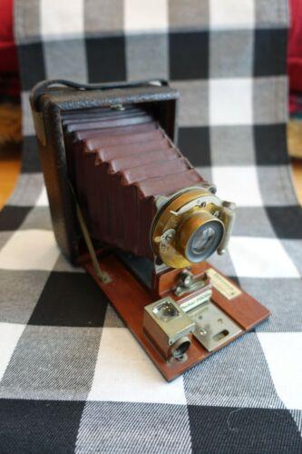 Pocket Poco Rochester Camera Co, Folding Camera late 1800