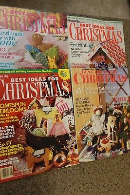 4 Best Ideas for Christmas Magazines Christmas Crafts Gifts 1990s](Christmas Gift Craft Ideas)