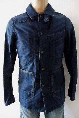 G-Star Raw Essentials RE WORKER JACKET Cargo Jeans Jacke dark aged slim M wieNeu gebraucht kaufen  Kleve