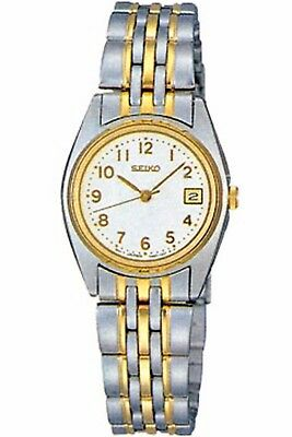 SEIKO SNE498P1,Ladies casual,Stainless steel,Brand New Old Stock,date,WR,SXE498