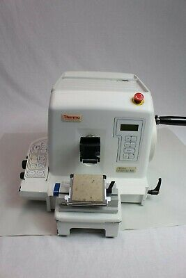 Thermo Shandon Finesse Me Microtome 77500102 Issue 10