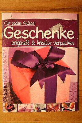 Buch: Geschenke originell und kreativ verpackt nach Jahreszeiten