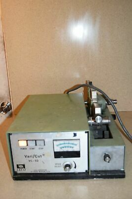 Leco Corp Varicut Vc-50 Diamond Saw