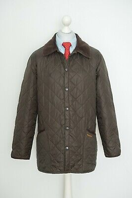 Men's Barbour Liddesdale Quilted Jacket L - XL