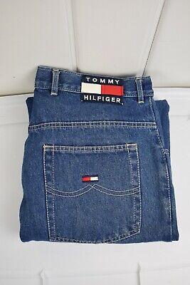 "TOMMY JEANS Hilfiger Retro/Vintage Mens Size 36""x 32"" BIG FLAG"