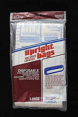 Kenmore Upright Vacuum Cleaner Replacement Bags 20-5062 - Kenmore Vacuum Cleaner Replacement Bags