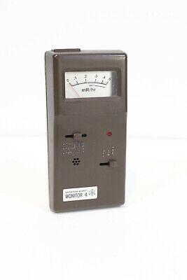 Se Solar Electronics Radiation Alert Monitor 4 Geiger Counter Heathkit