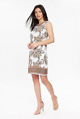 Wallis Shift Dress Size 12