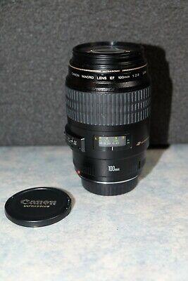CANON EF 100 mm MACRO 2.8 USM
