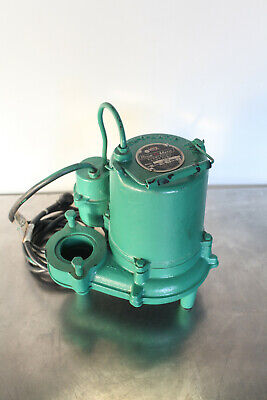 Hydromatic Sp-50 Submersible Sump Pump Switch 12 Hp 115v 1-phase Pentair
