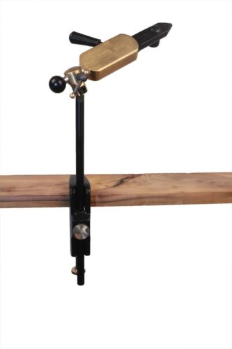 Fly Tying Fishing Crown Regal Vise Tools Clamp Base Export Quality