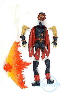 "Marvel Legends 6"" inch Build a Figure Spider-Man Demogoblin Parts Individual"