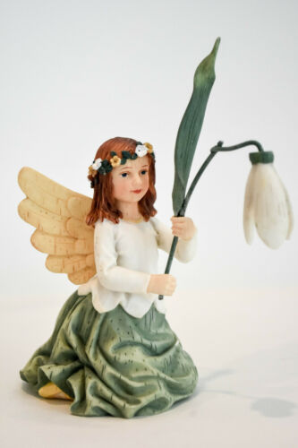 Snowdrops For Hope  Wildflower Angels  DEMADCO Classic Figure