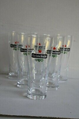 Biergläser 6x Bierglas Pilsgläser Biertulpen Bierkelch Pilsglas Bistro 400ml Neu