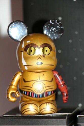 "Disney Vinylmation 3"" Figure Star Wars The Force Awakens C-3PO Series 1"