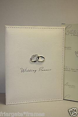 Amore Wedding Planner Book Diary Journal Organiser  NEW Engagement gift FREEPOST