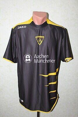 Alemannia Aachen Football Shirt Jersey Soccer 2006 2007 Away #76 Yvonne Size XL image