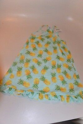 The Childrens Place Girls Sleeveless Night Gown SZ XL 14