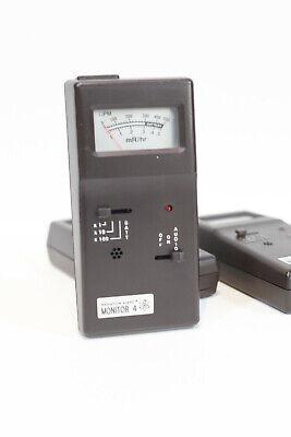 Heathkit Radiation Alert Monitor Rm-4 Geiger Counter Heath
