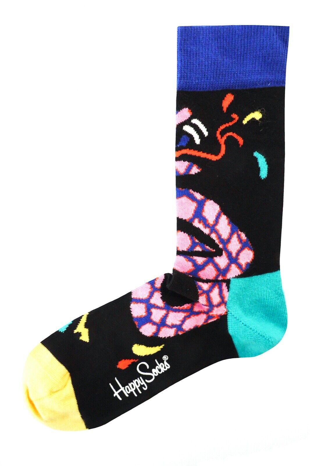 Happy Socks coole bunte Socken witzige 50 diverse Muster & Designs 36 – 40 Neu