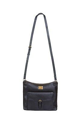 Women Leather Messenger Bag Portobello W11 Ladies Cross Body Shoulder Handbag UK