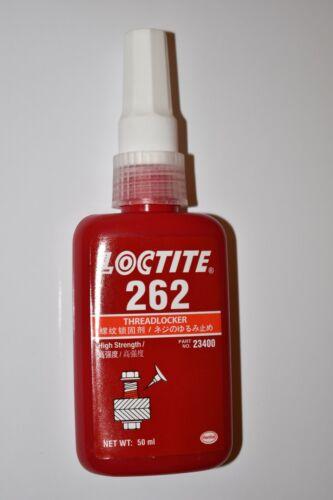 Loctite 262 Threadlocker High Strength 50ml tube