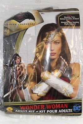 Wonder Woman Adult Kit Rubie's #32977 Halloween Costume - Wonder Woman Kostüme Kit
