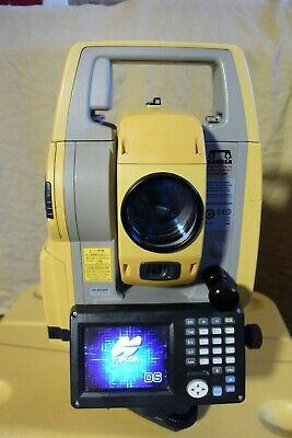 Topcon Model Ds-203ac Total Station