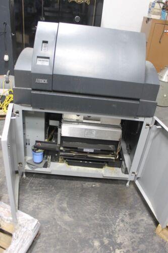 AB Dick / Presstek DPM 2340 Digital Plate Maker