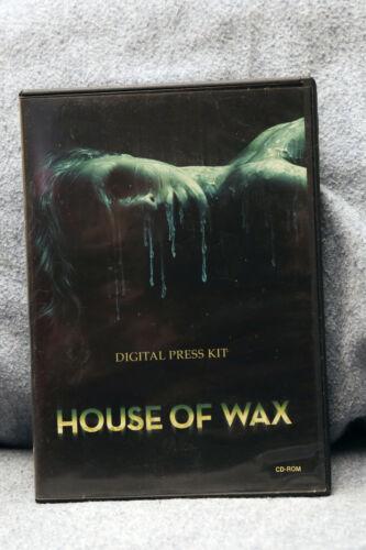 $ SLASHED House Of Wax digital press kit
