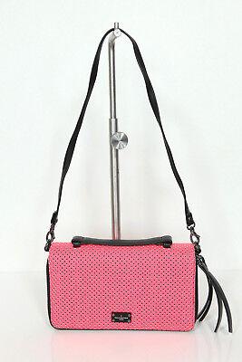 chultertasche Tasche Clutch XXL Geldbörse Pink (99)  (Kleine Boutiquen)