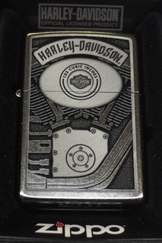Special Edition Harley Davidson  Motorcycle Engine Zippo Lighter