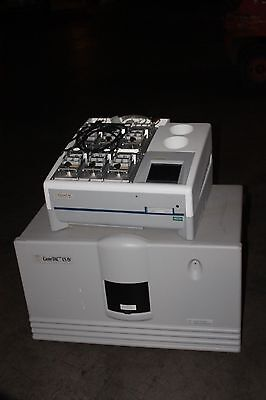 Genomic Solutions Gene Tac Ls Iv Workstation With Genomic Solutions