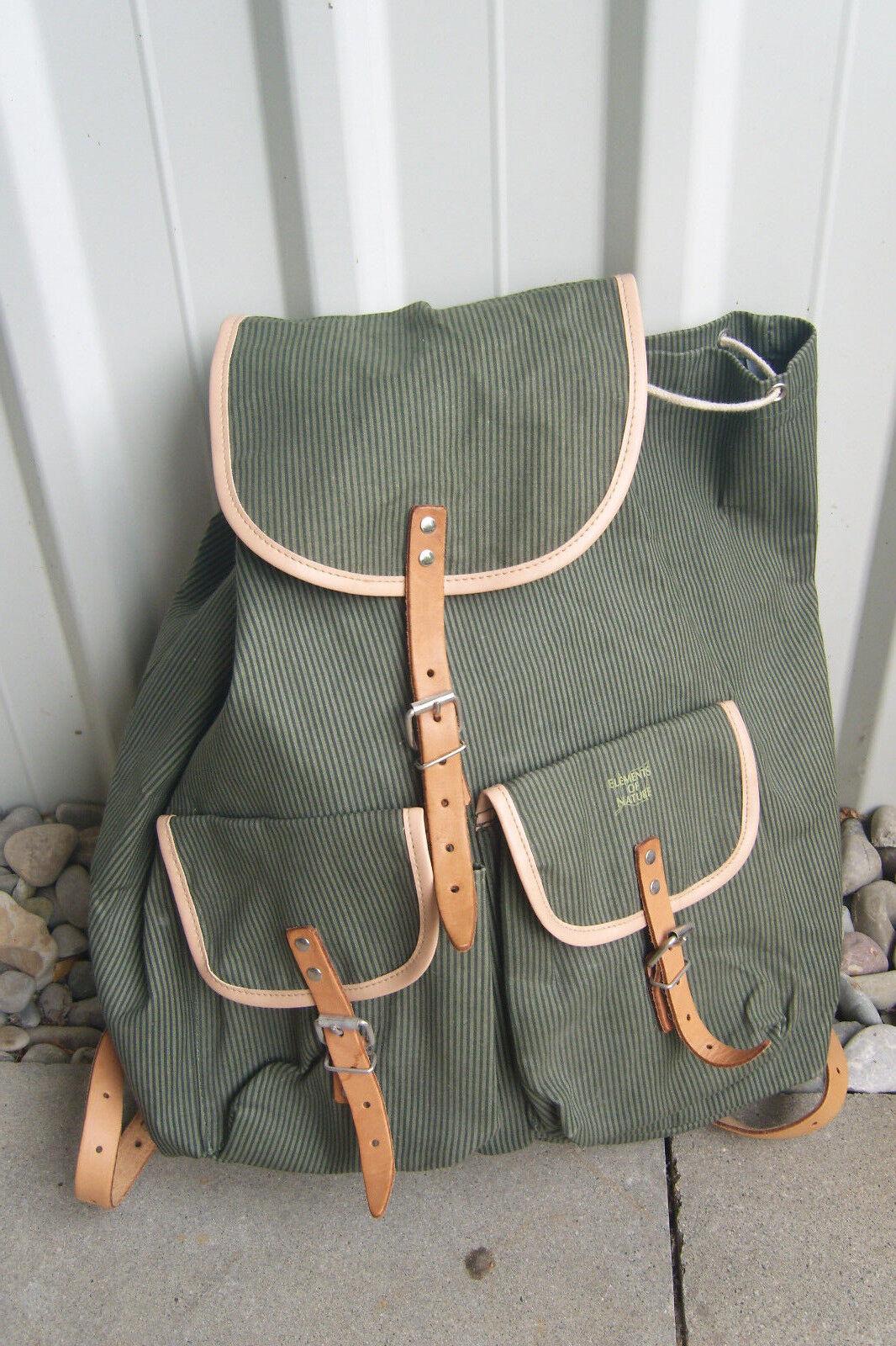 Gebrauchter Rucksack von Nature of Elements Rucksack