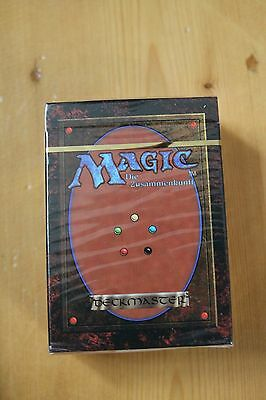 MAGIC MTG - Starter PACK German LIMITED, revised, Factory Sealed, FBB,WOC21000