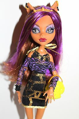 Monster High Clawdeen Wolf Ghouls Night Out GNO Nachtschwärmer Exclusive (Ghouls Monster High)