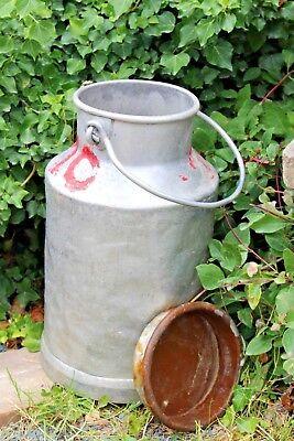 Vintage Milk Churn Can 5 Gallon - Yorkshire Dales Reclaim