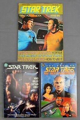 Best of Star Trek Next Generation & Who Killed Captain Kirk? + Voyage #9
