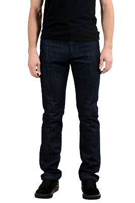 "Versace Collection ""Trend"" Dark Wash Men's Straight Leg Jeans Sz 30 32 34 36 38"