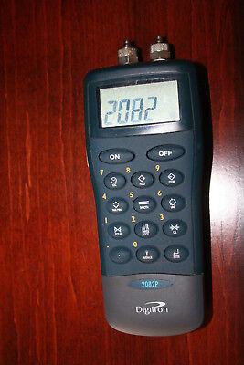 Digitron 2082p Digital Differential Manometer Preasure Meter 0-2bar In