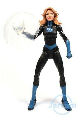 """Marvel Legends 6"""" Inch Super Skrull BAF Wave F4 Invisible Woman Loose Complete"""
