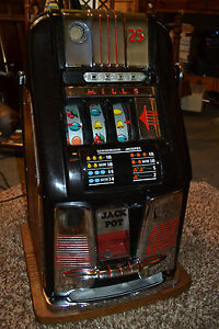used coin operated slot machines