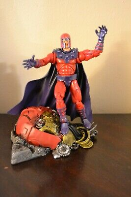Toybiz Marvel Legends Magneto Series 3 COMPLETE FREE S/H