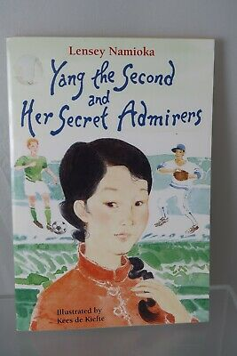 Yang the Second and Her Secret Admirers by Lensey Namioka (2000,