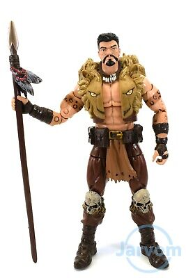 "Marvel Legends 6"" Inch Rhino BAF Wave Kraven the Hunter Loose Complete"