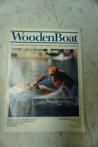 The Wooden Boat Magazine Editions 0-80